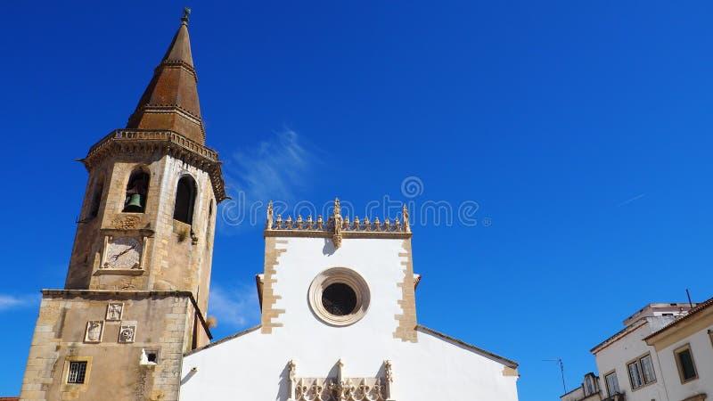 Uma igreja velha foto de stock royalty free