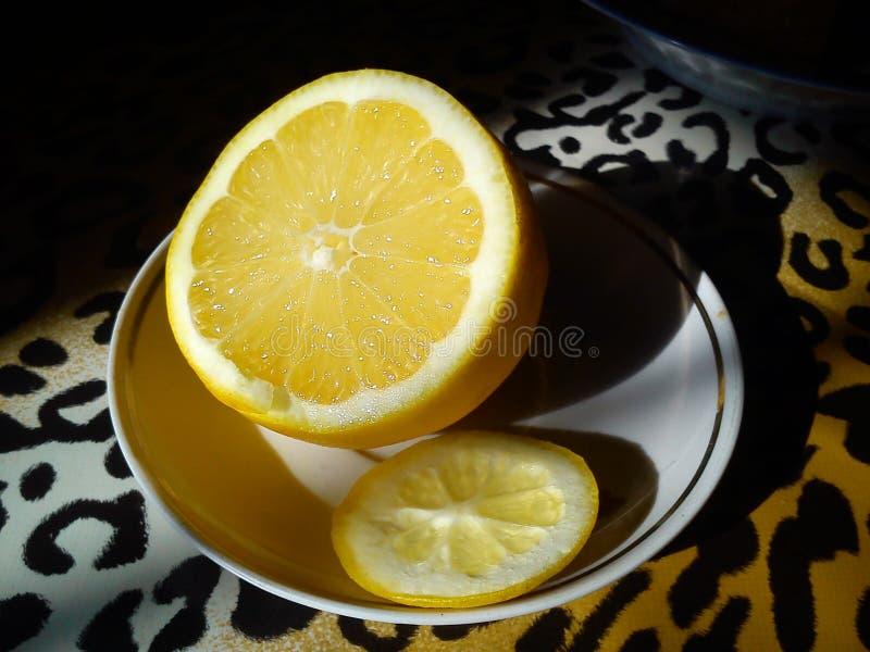 Uma laranja foto de stock royalty free