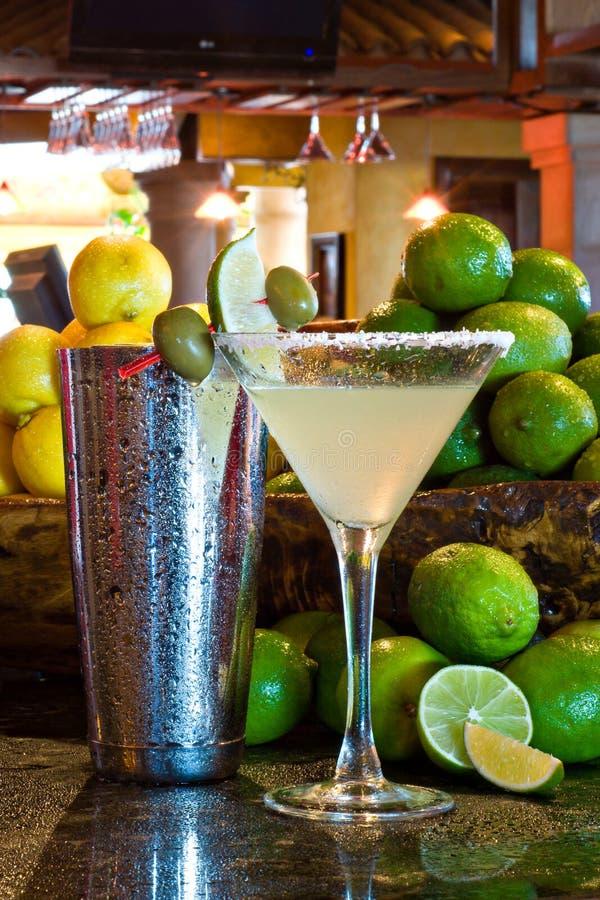 Uma Margarita perfeita II imagem de stock royalty free