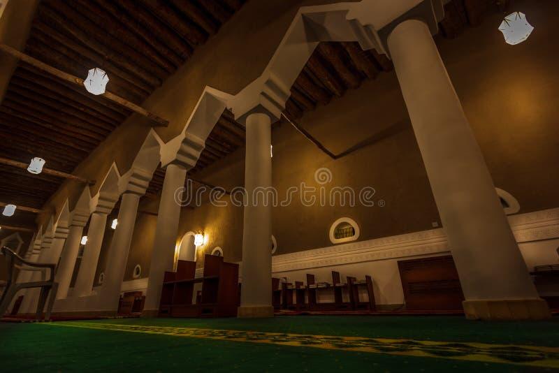 Uma mesquita velha fotografia de stock