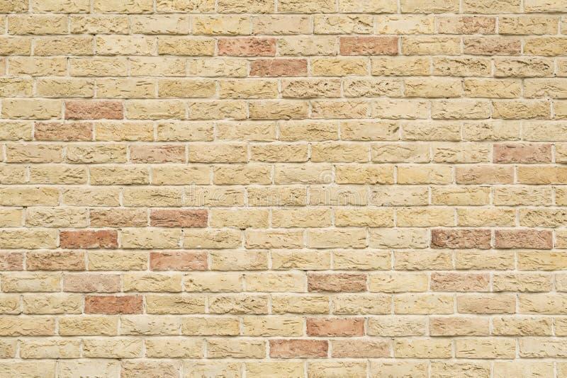 Uma parede de tijolo foto de stock