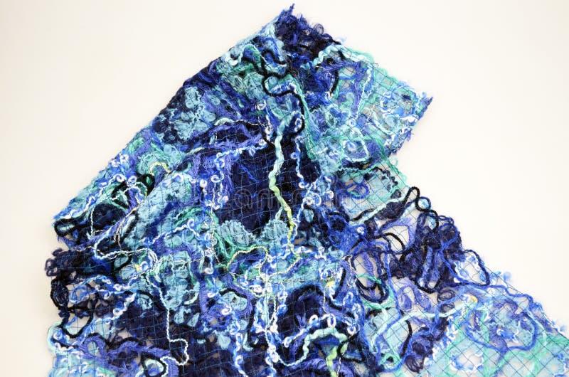 Uma pele de fio de lã fino imagens de stock royalty free
