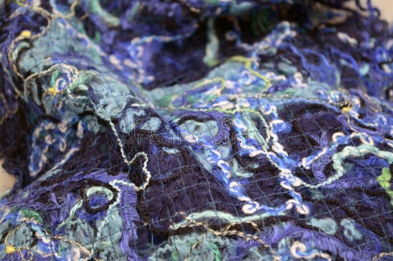 Uma pele de fio de lã fino fotos de stock