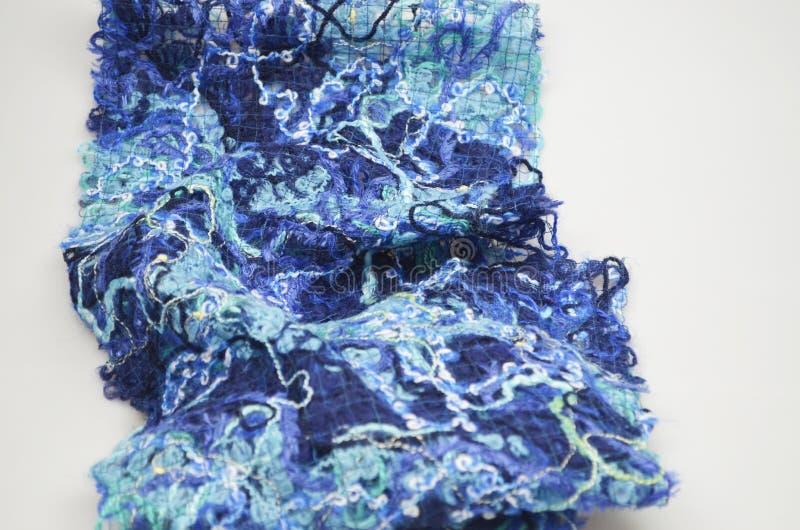 Uma pele de fio de lã fino imagem de stock royalty free