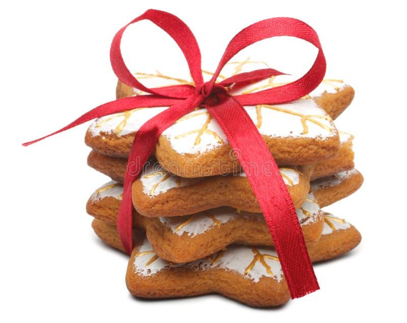 Download Uma Pilha De Estrelas Do Natal Imagem de Stock - Imagem de gingerbread, closeup: 16857701
