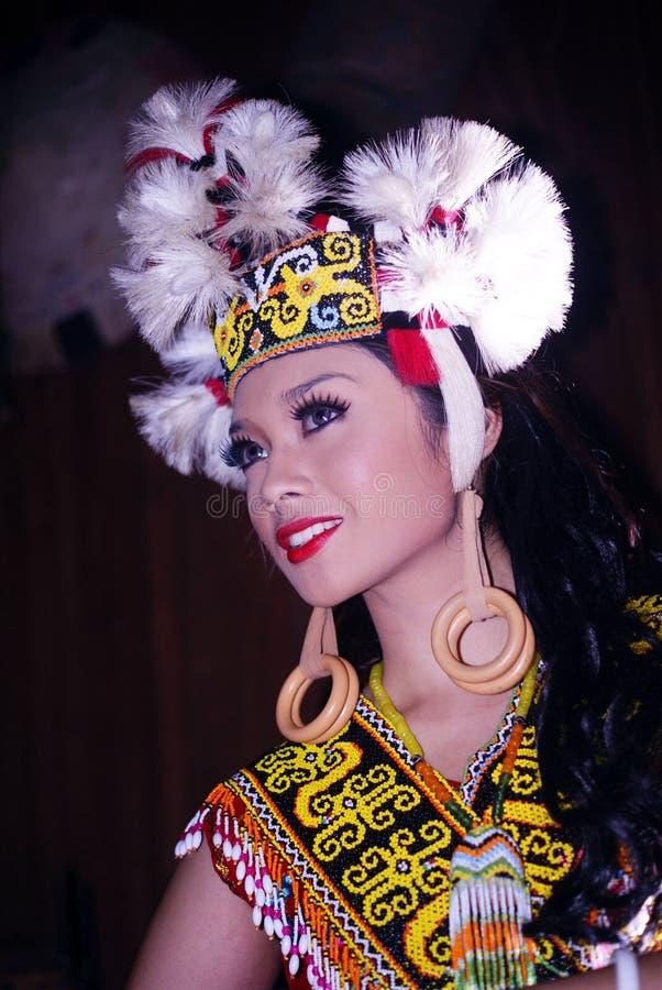 Uma princesa do orangulu fotos de stock royalty free