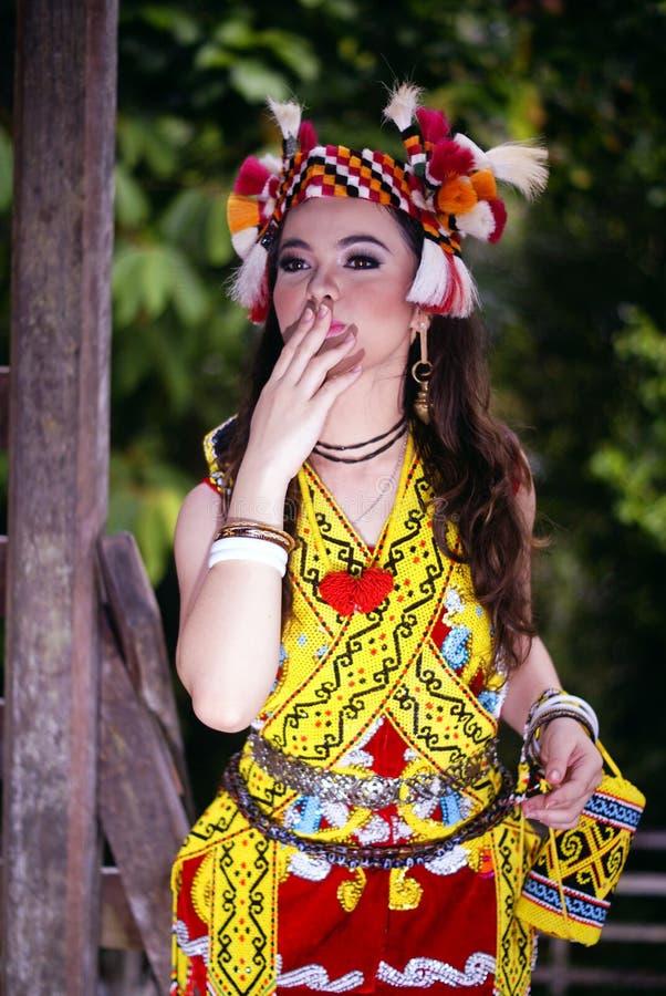 Uma princesa do orangulu imagem de stock royalty free