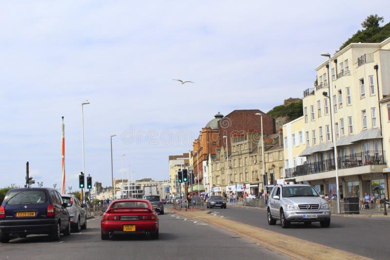 259 uma rua Reino Unido fotos de stock royalty free
