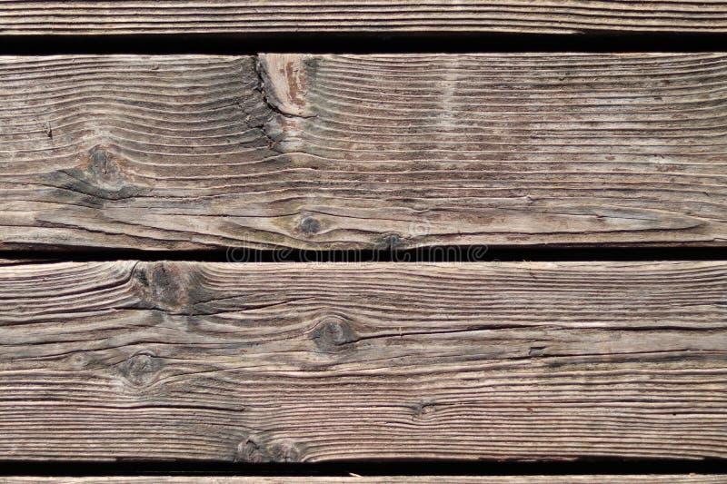 Uma textura do woodden formada por algumas placas foto de stock
