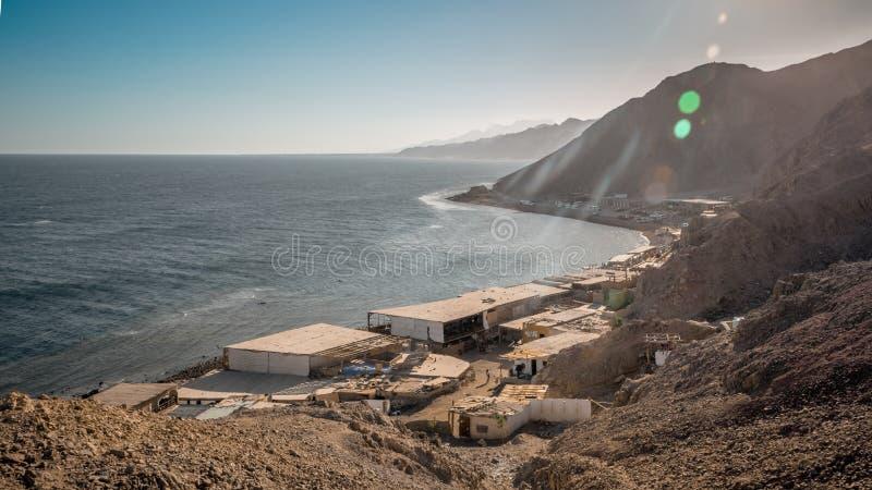 Uma viagem ? natureza de Sinai foto de stock