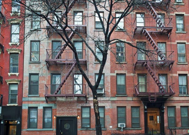 Download Apartamentos do Westside foto de stock. Imagem de novo - 29845852