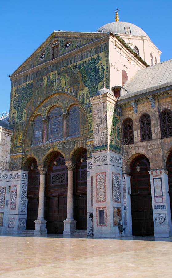 Download Umayyad Mosque Royalty Free Stock Photos - Image: 16808578