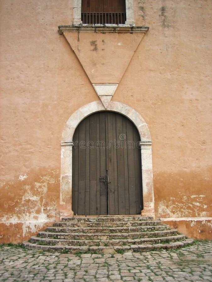 Umbral mexicano fotos de archivo libres de regalías
