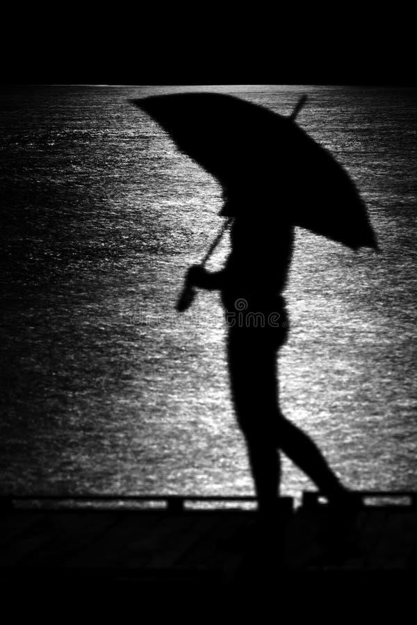 umbrela 免版税库存照片