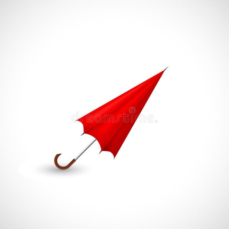 Download Umbrella stock illustration. Image of clouds, folding - 24360325