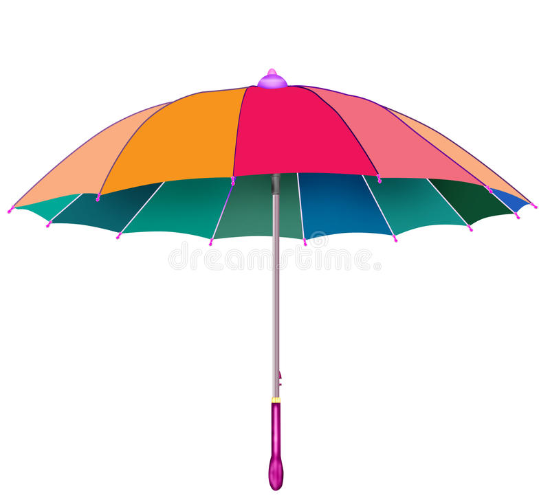 Download Umbrella stock photo. Image of proof, catch, friendly - 24980376