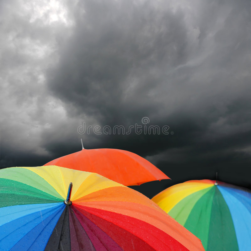 Download Umbrella stock image. Image of forecast, monsoon, thunderstorm - 2775481