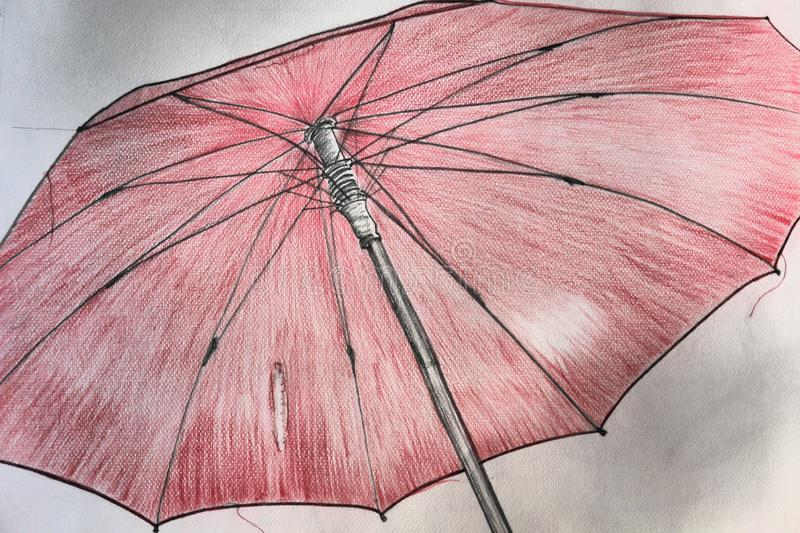 Umbrella, Pink, Fashion Accessory royalty free stock images