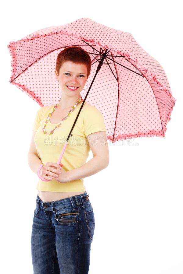 Umbrella, Pink, Fashion Accessory, Product royalty free stock photos