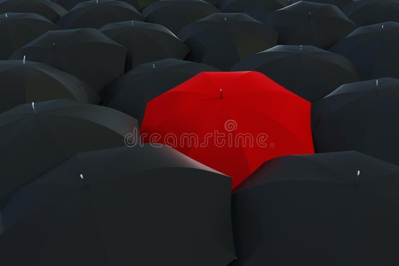 Umbrella01 illustration libre de droits