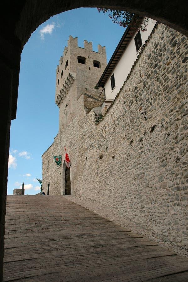 Free Umbria Castels Stock Photography - 5401102
