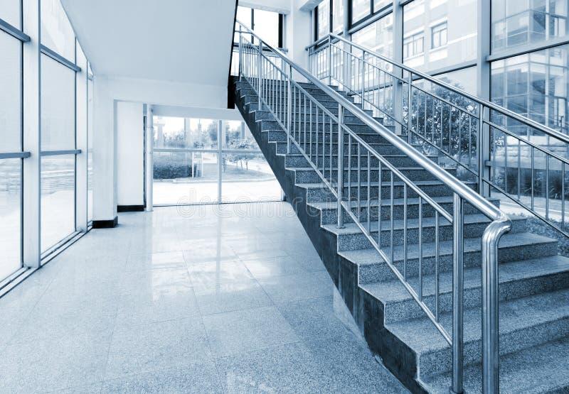 Umdrehung der Treppen lizenzfreies stockbild