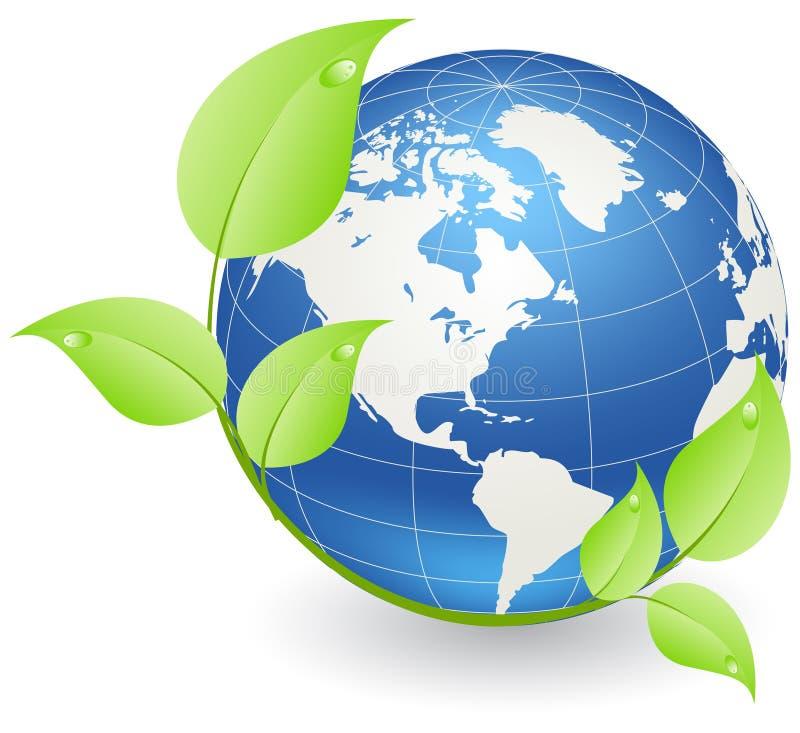 Umgebungskonzept lizenzfreie abbildung
