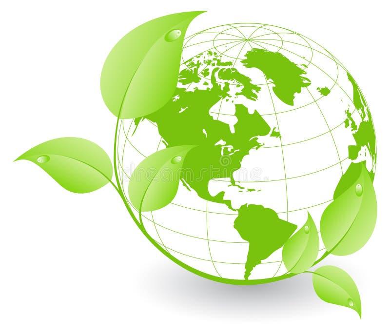 Umgebungskonzept stock abbildung