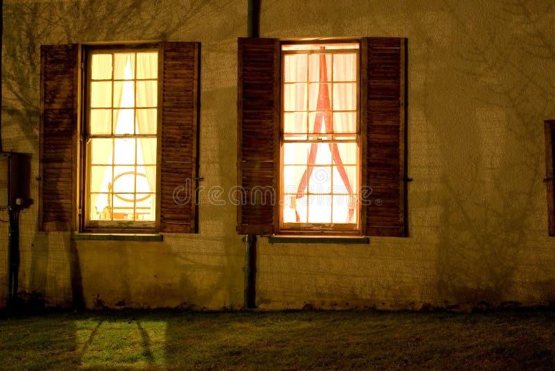 Umhang - Bauernhof-Haus #3 stockfotos