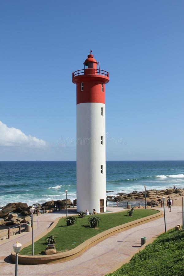 Umhlanga Lighthouse royalty free stock photos