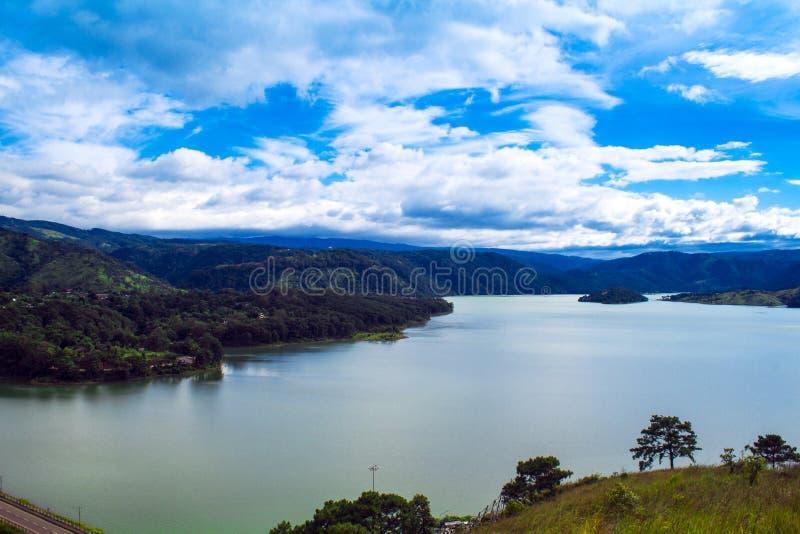 Umiam Lake, Shillong, East Khasi hills, Meghalaya royalty free stock photos