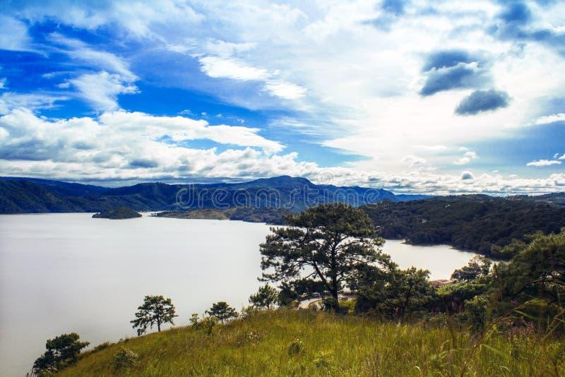 Umiam Lake, Shillong, Meghalaya royalty free stock images