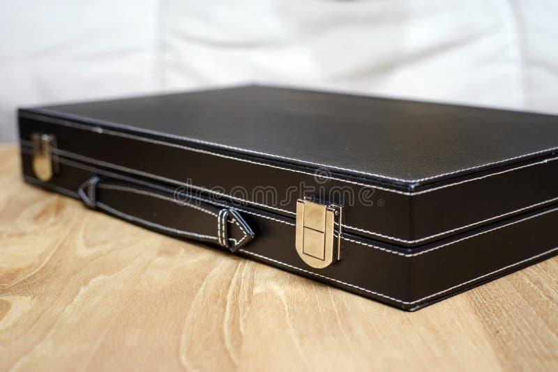 Umkleiden Sie für Dokumentennahaufnahmeansicht, neu und rechteckig lizenzfreie stockfotografie