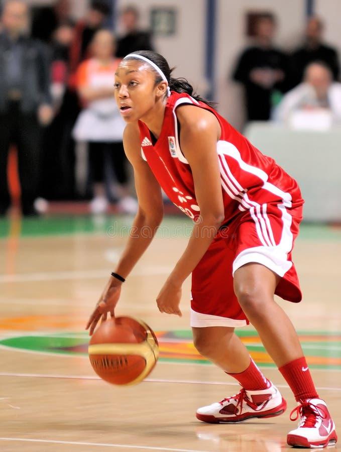 Free UMMC Vs TEO. Women Basketball Euroleague 2009-2010 Stock Photography - 11586152