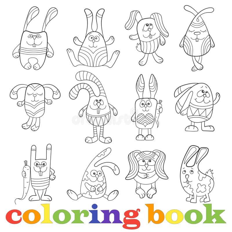 Ausgezeichnet Häschen Malbuch Fotos - Ideen färben - blsbooks.com