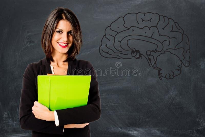 Umysłowy trener obrazy stock