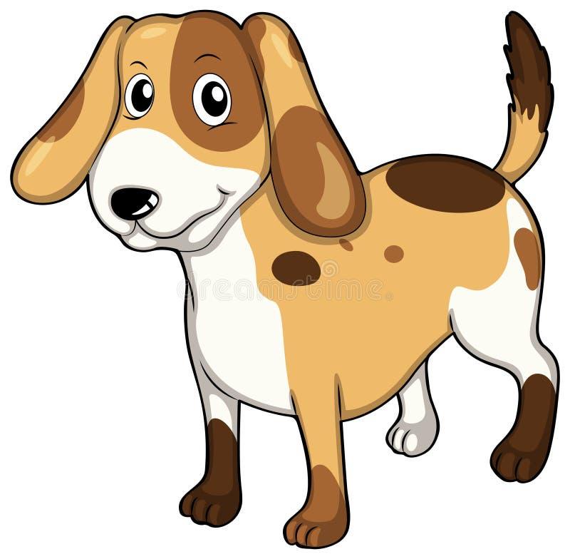 Un animale domestico adorabile illustrazione di stock