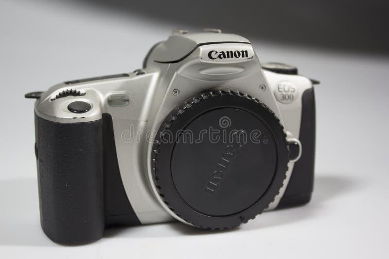 Un appareil-photo de Canon image libre de droits