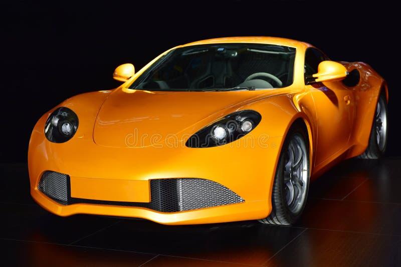 Un'automobile sportiva eccellente fotografia stock