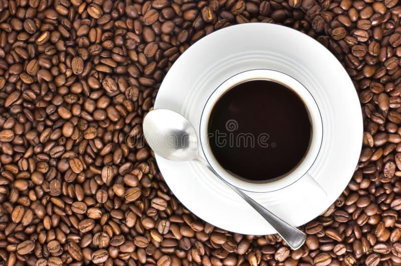 Un autre café ? images libres de droits