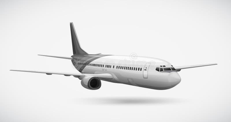 Un avión libre illustration