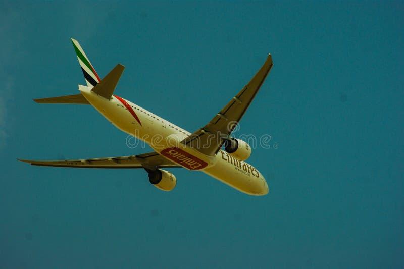Un avion photographie stock libre de droits