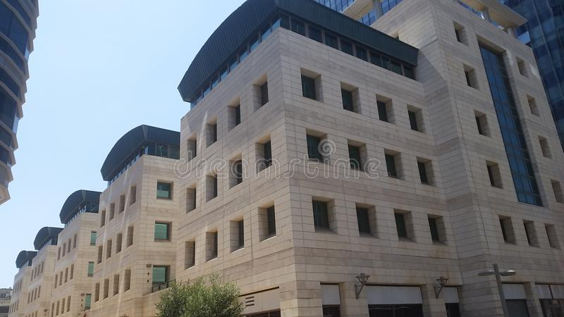 Un bâtiment images stock