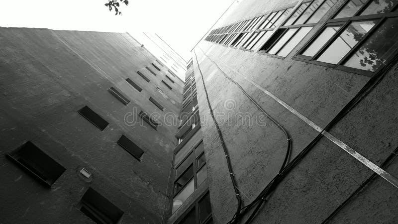 Un bâtiment image libre de droits