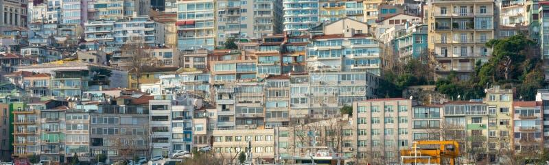 Un bâtiment résidentiel en Turquie photo stock