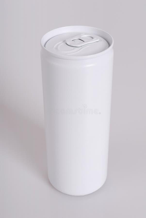 Un barattolo di latta immagine stock