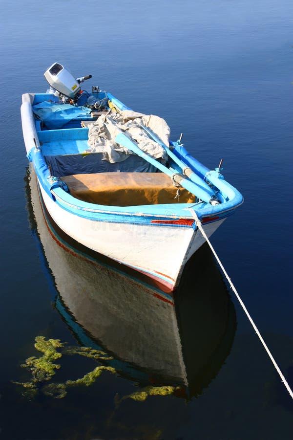 Un barco imagen de archivo