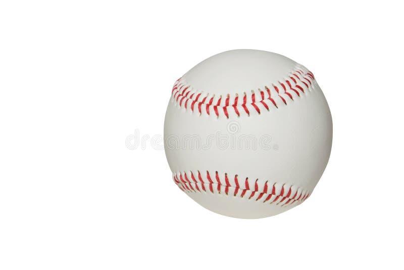 Un baseball fotografia stock