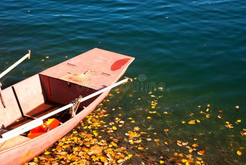 Un bateau image libre de droits