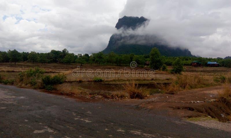 Un bel endroit dans myanmar photographie stock
